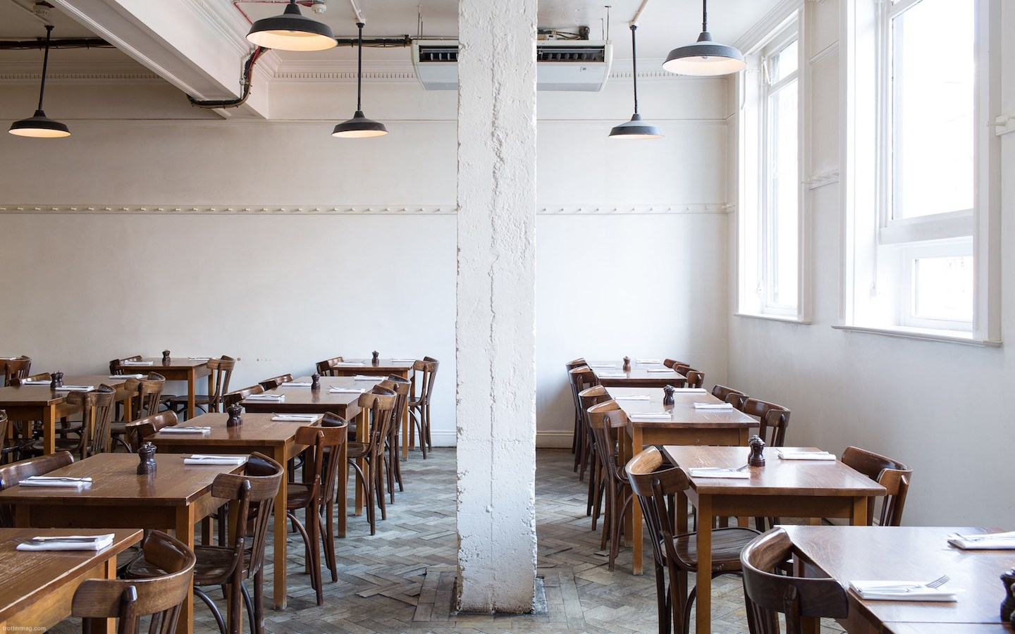 Harty and Harty Architects - St John Bread and Wine